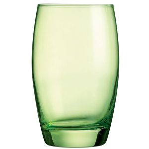 Green Salto Hiball Glass