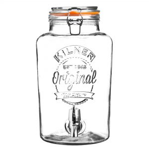 Kilner Jar drinks dispenser 8 litre