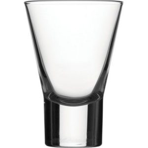 Ypsilon dessert serving glass