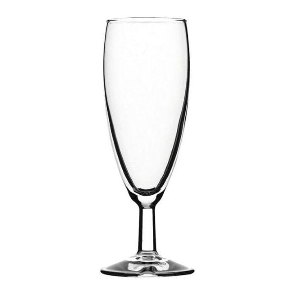 Saxon/Savoie banquet champagne flute