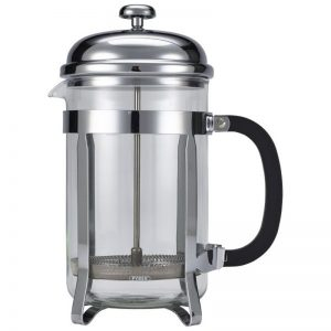 12 cup chrome cafetiere