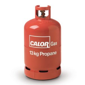 13kg calor proane bottle