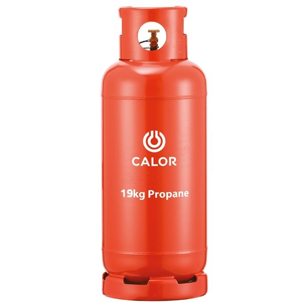 19kg calor propane gas bottle