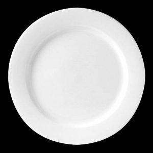 Steelite monaco fine white plate