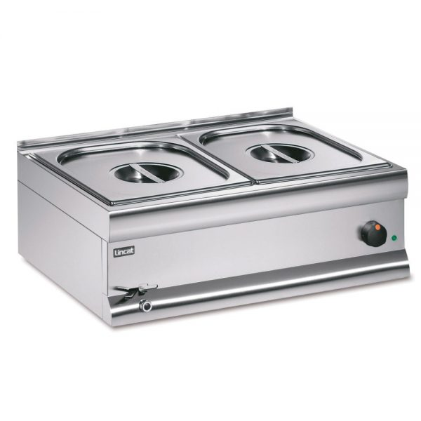 Electric dry bain marie