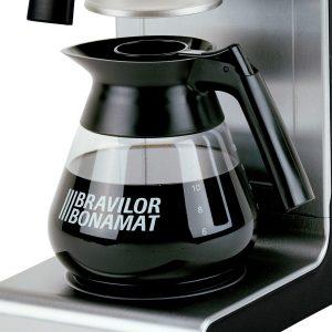 Glass filter coffee jug
