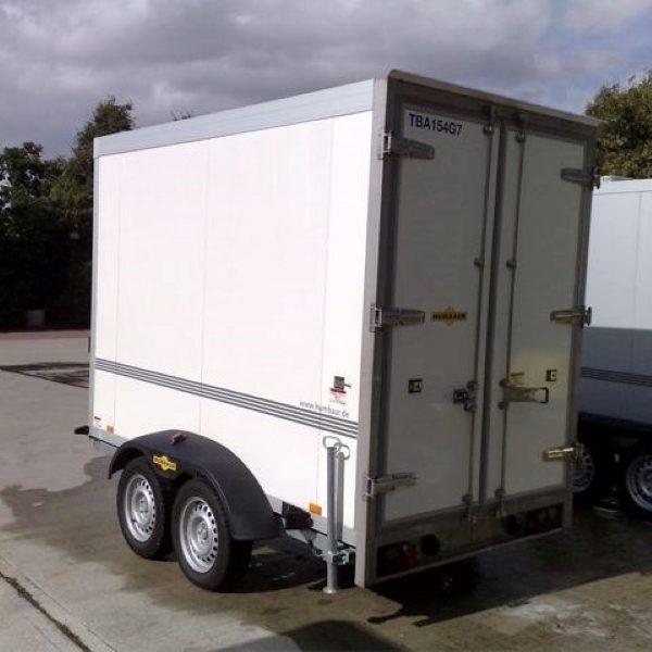 300 cubic feet fridge trailer hire