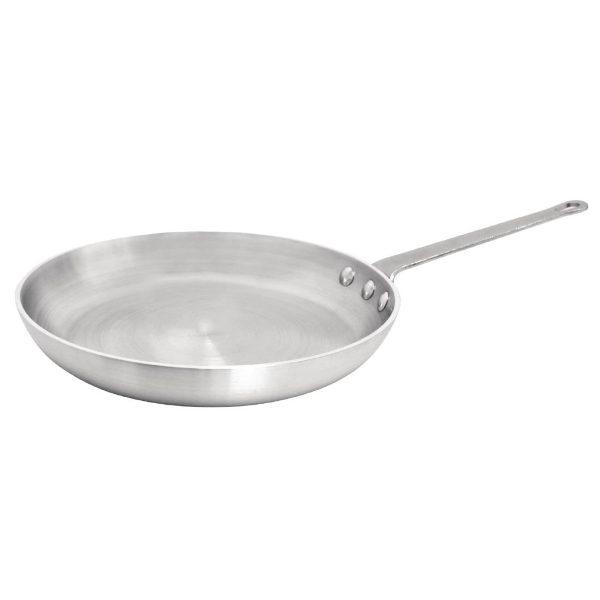 Aluminium frying pan
