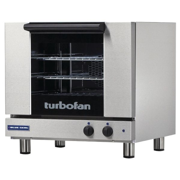 Blue seal large convection oven