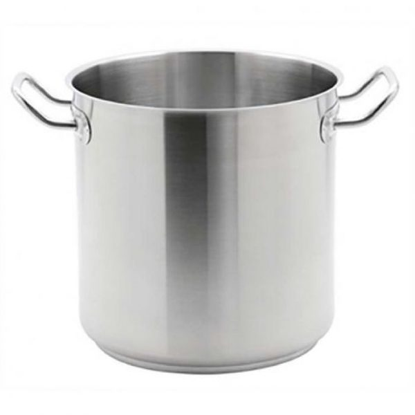 Aluminium stock pot